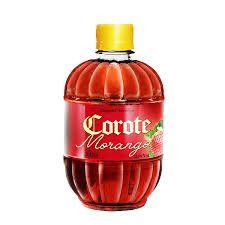 COQUETEL COROTE 500ML MORANGO