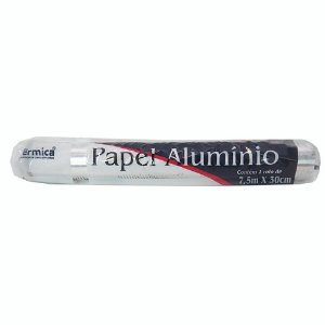 PAPEL ALUMINIO TERMICA 30CMX7,5M
