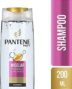SH PANTENE 200ML MICELAR PURIFICA&HIDRAT