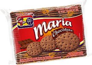 BISCOITO FORTALEZA 400G MARIA CHOCOLATE