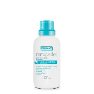 REMOVEDOR FARMAX 100ML HIPOALERGENICO
