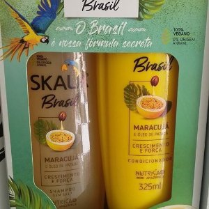 KIT SH+COND SKALA 650ML MARACUJA