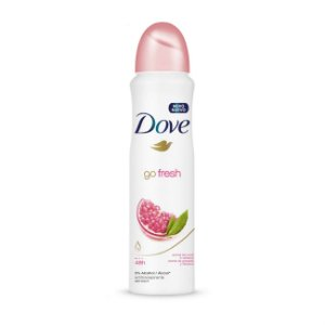 DESOD DOVE AERO 150ML/89G GO FRESH