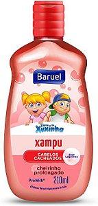 SH BARUEL XUXINHA CAB CACHEADOS 210ML