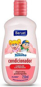 COND BARUEL XUXINHA CAB CACHEADOS 210ML