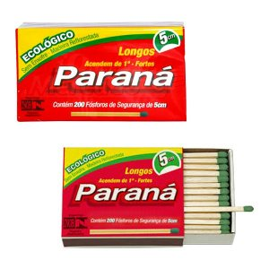 FOSFORO PARANA LONGO ECOLÓGICO C/200UNDS