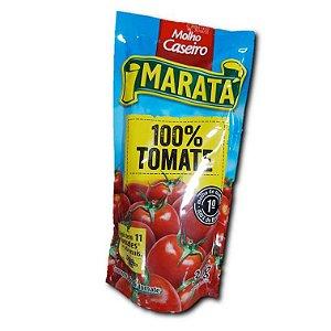MOLHO DE TOMATE MARATÁ 340GR 100% TOMATE