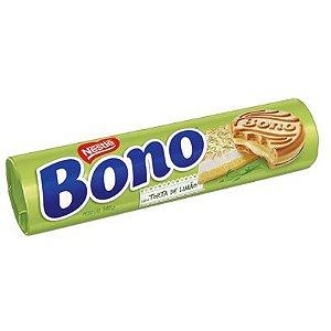 BISCOITO BONO 140G RECHEADO LIMAO