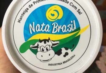 MANTEIGA NATA BRASILEIRA 200G C/SAL
