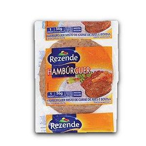 HAMBURGUER REZENDE DE AVE E CARNE SUINA 56GR