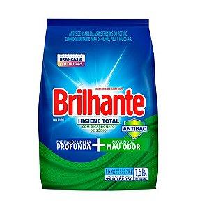 SABAO PO BRILHANTE 1,6KG HIGIENE TOTAL