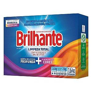 SABAO PO BRILHANTE 1,6 LIMPEZA TOTAL CX