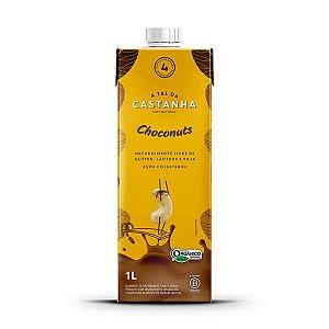 ALIMENTO DE CASTANHA DE CAJU CHOCONUTS 1L
