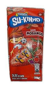 SU-KINHO MARATA 200ML MORANGO