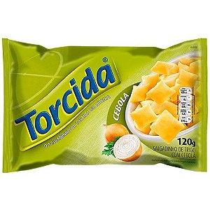 SALGADINHO TORCIDA JR 120G CEBOLA