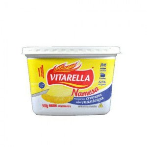 Margarina Vitarella 500G com Sal