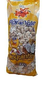 BISCOITO FLOR DO VALE 800G COQUINHO