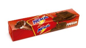 BISC NESCAU 140G RECH CHOCOLATE
