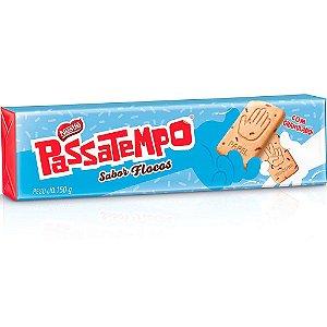 BISCOITO PASSATEMPO 150G FLOCOS