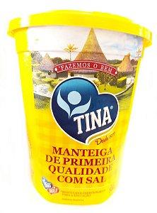 MANTEIGA TINA 500G C/SAL