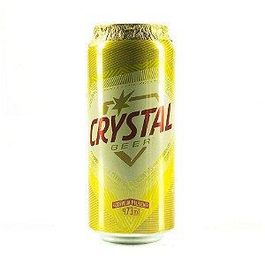 CERVEJA CRYSTAL 473ML