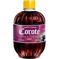 COQUETEL COROTE 500ML ACAI E CATUABA