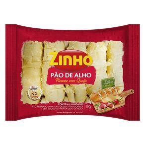 PAO DE ALHO ZINHO 300G PICANTE C/QUEIJO