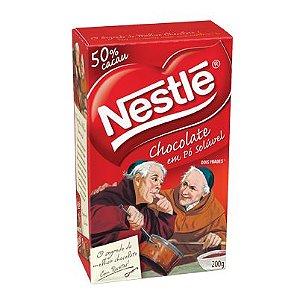 CHOCOLATE EM PO SOLUVEL NESTLE 200G