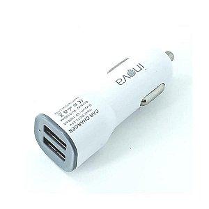 Base carregamento Carro USB