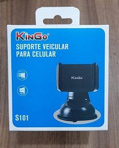 Base Veicular para Celular KinGo  ( Sucção)