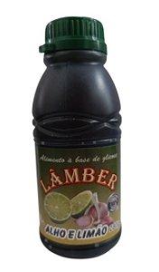 MEL LAMBER  NATURAL ALHO E LIMAO 280G