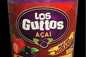 ACAI LOS GUTTOS MORANGO 500ML