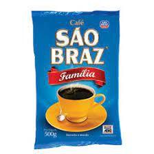 CAFE SAO BRAZ 250G FAMILIA ALMOFADA