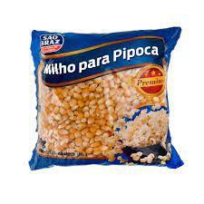 MILHO PIPOCA 500G SAO BRAZ