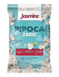 PIPOCA ZERO PARA MICROONDAS JASMINE 70G SAL