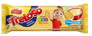BISCOITO VITARELLA 60G RECHEADO TRELOSO FARINHA LACTEA