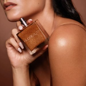 N.Y.M.P.H BODY DRIP Shimmering Dry Body Oil - Huda Beauty