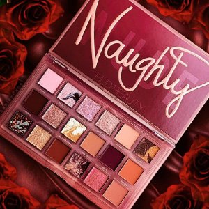 Paleta Naughty Nude da Huda Beauty