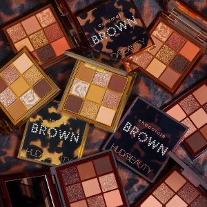Paleta Brown Obsessions Huda Beauty