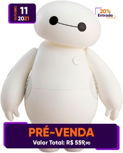 [Pré-venda] Nendoroid #1630 Big Hero 6: Baymax
