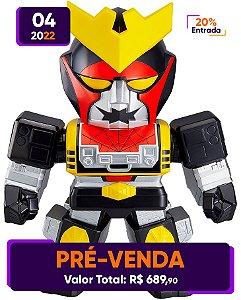 """[Pré-venda] Nendoroid More """"Spider-Man"""" Toei TV Series: Leopardon"""