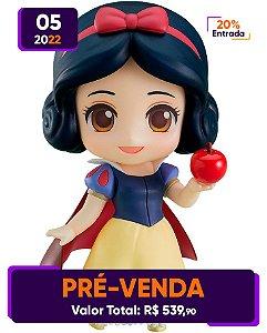 [Pré-venda] Nendoroid #1702 Disney: Branca de Neve