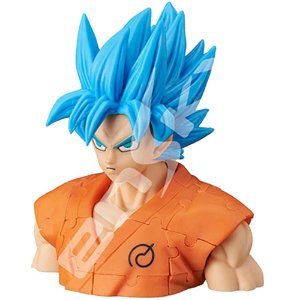 Puzzle KM-76 Dragon Ball Super: Son Goku Blue - Original