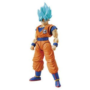 Figure-Rise Goku Blue Dragon Ball Super - Original