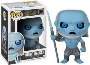 Funko Pop! Game of Thrones #06 White Walker - Original