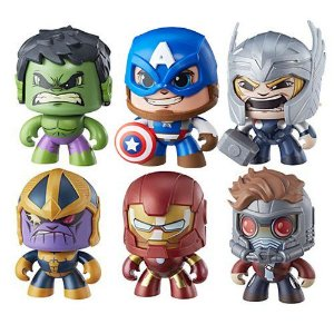 Mighty Muggs - Marvel Comics - Vingadores - Original