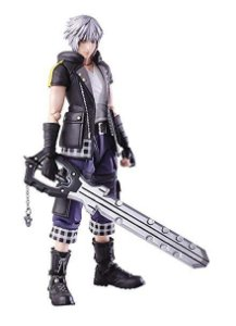 Kingdom Hearts III - BRING ARTS: Riku - Original