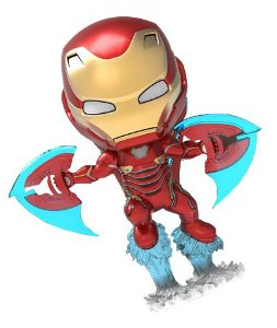 CosBaby Avengers: Infinity War Iron Man Mark. 50 (Nano Blade Edition) -Original-