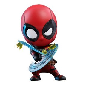 CosBaby Deadpool (Bullet Deflecting Version) -Deadpool 2- Original