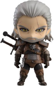 Nendoroid #907 The Witcher Geralt Original